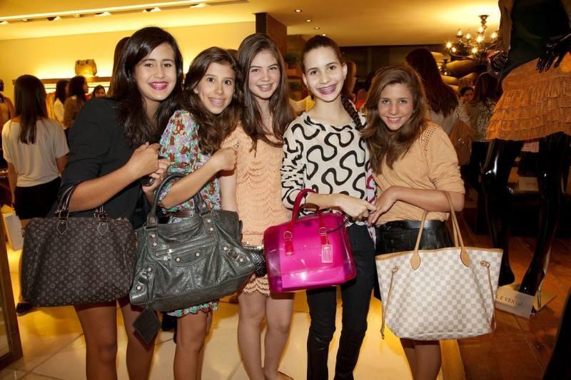 It girls mirins - Fashionistas em miniatura
