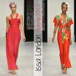 Issa London Spring 2013 – London Fashion Week