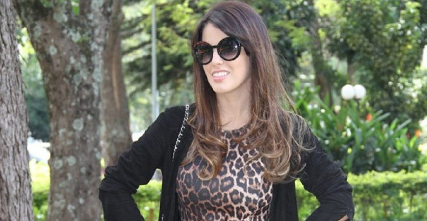 Look do Dia: Animal Print + Franjas