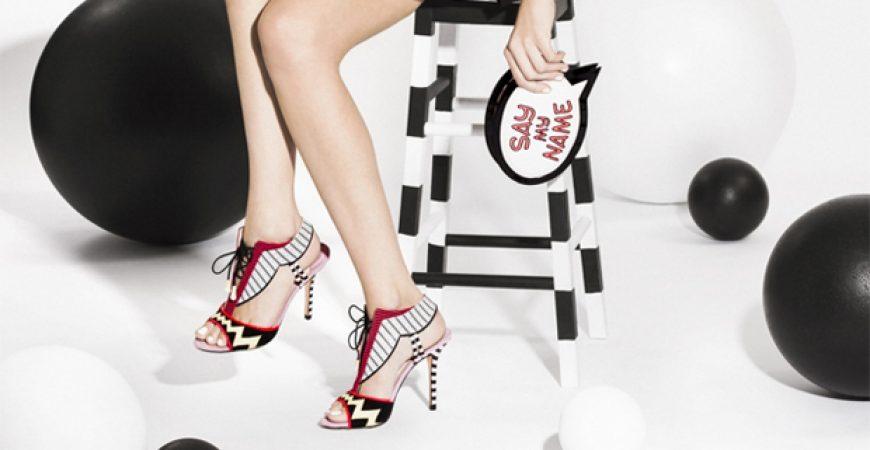 Sophia Webster e os Sapatos da Vez!