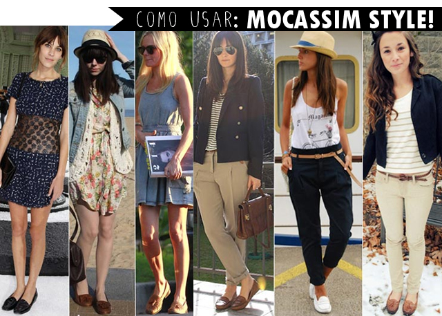 mocassim-style