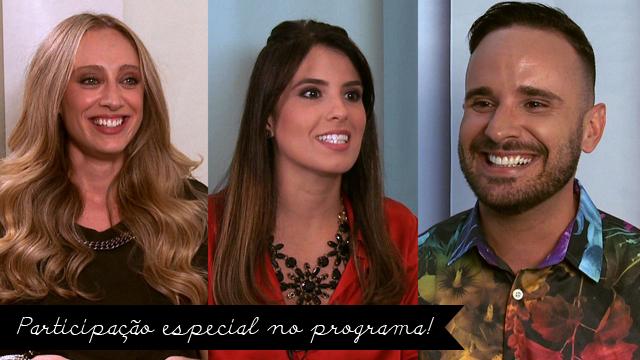Rica, Taly e Denise