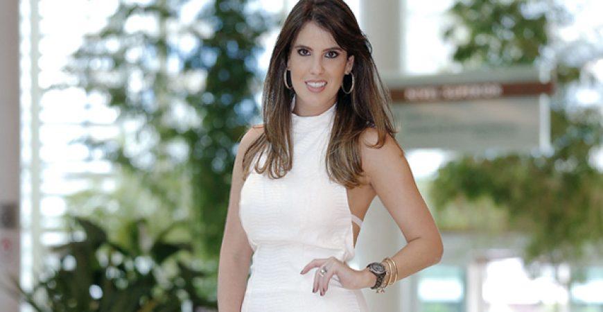 Look do Dia: Vestido Branco Forum