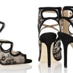 Desejo do Dia: Sandália de Renda Jimmy Choo