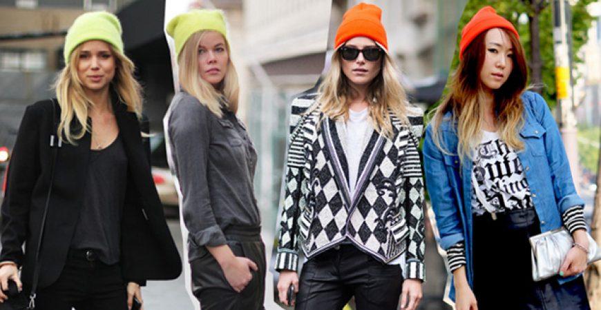 """Trend Alert: """"Beanies"""" ou Gorros – Acessório Cool no Inverno"""