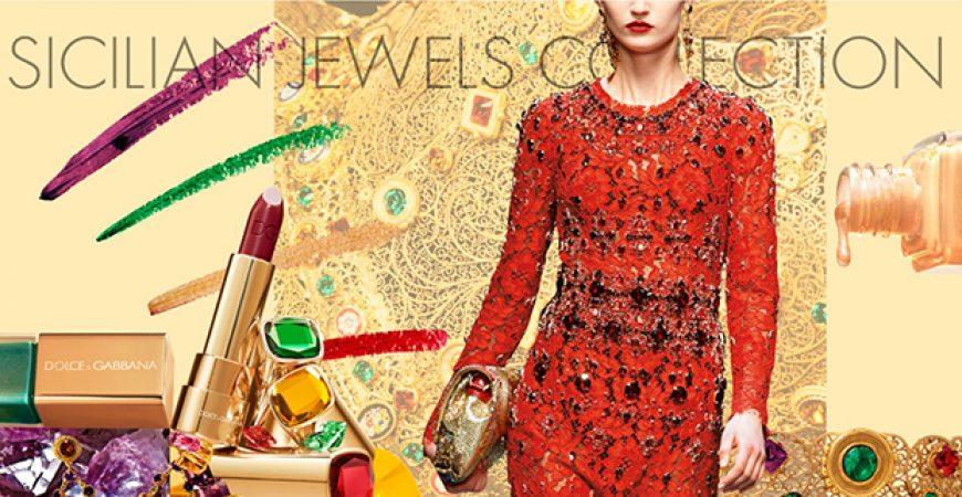 A nova coleção de make da Dolce & Gabbana
