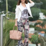 Look do Dia: Calça com Mix de Estampas