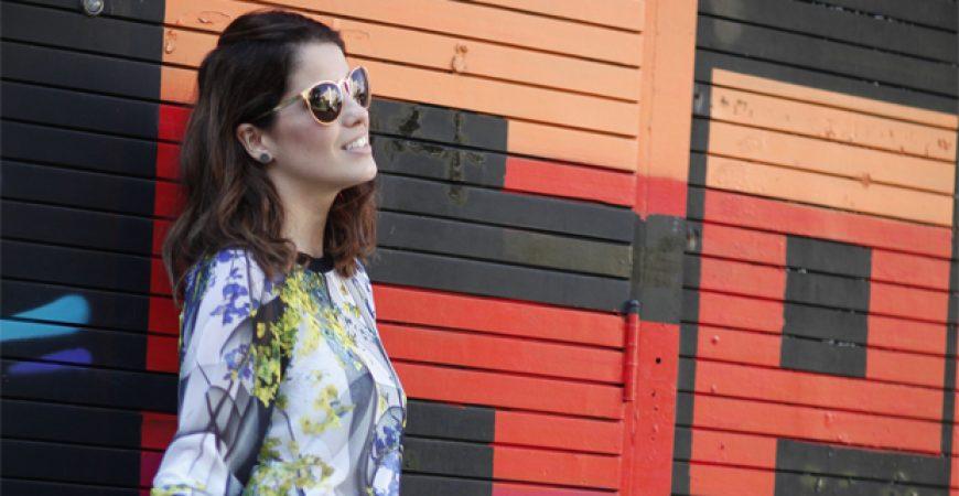 Look do Dia: Calça Boyfriend + Sandália Carmen Steffens