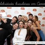 Celebridades Brasileiras Em Cannes