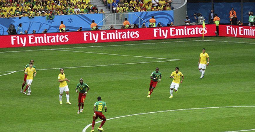 Copa do mundo 2014 – Brasil X Camarões