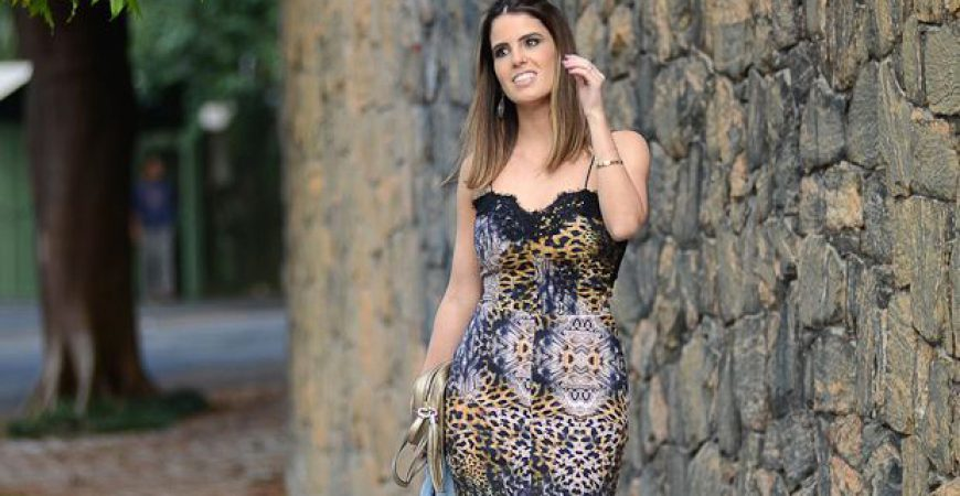 Look Do Dia: Vestido Iorane nos Hamptons
