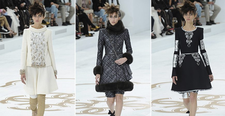 Dior e Chanel Alta Costura – Fall 2014