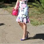 Look do Dia: Vestido Floral Skazi