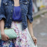 Look do Dia: Saia Midi Emporio Anna