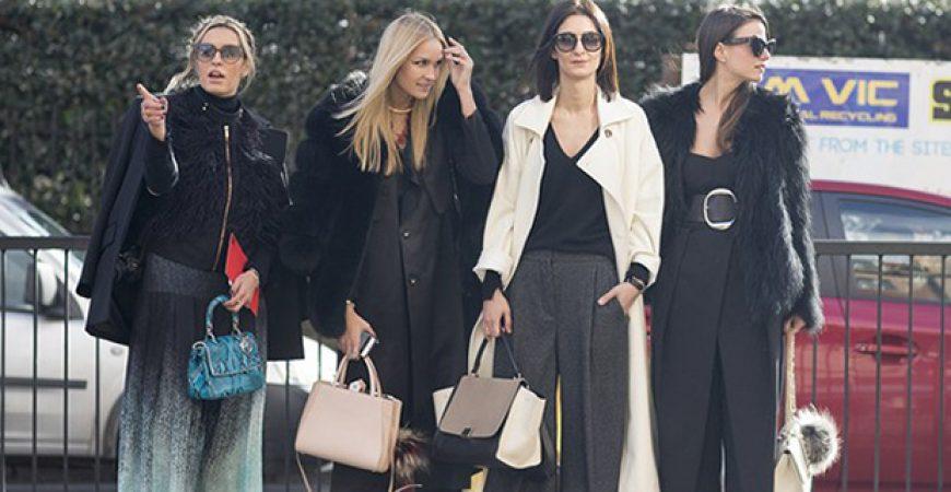 Inspiração: Street Style na London Fashion Week
