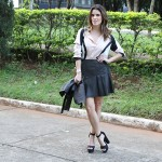 Look do Dia – Preto & Nude Wishlist Brasília