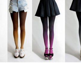 Como Usar: Meia Calça Colorida no Inverno