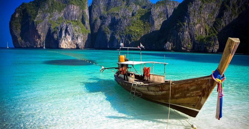 Destino de Férias: Tailândia