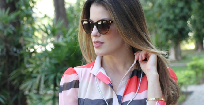 Look do Dia: Vestido Goiaba by Emporio Anna