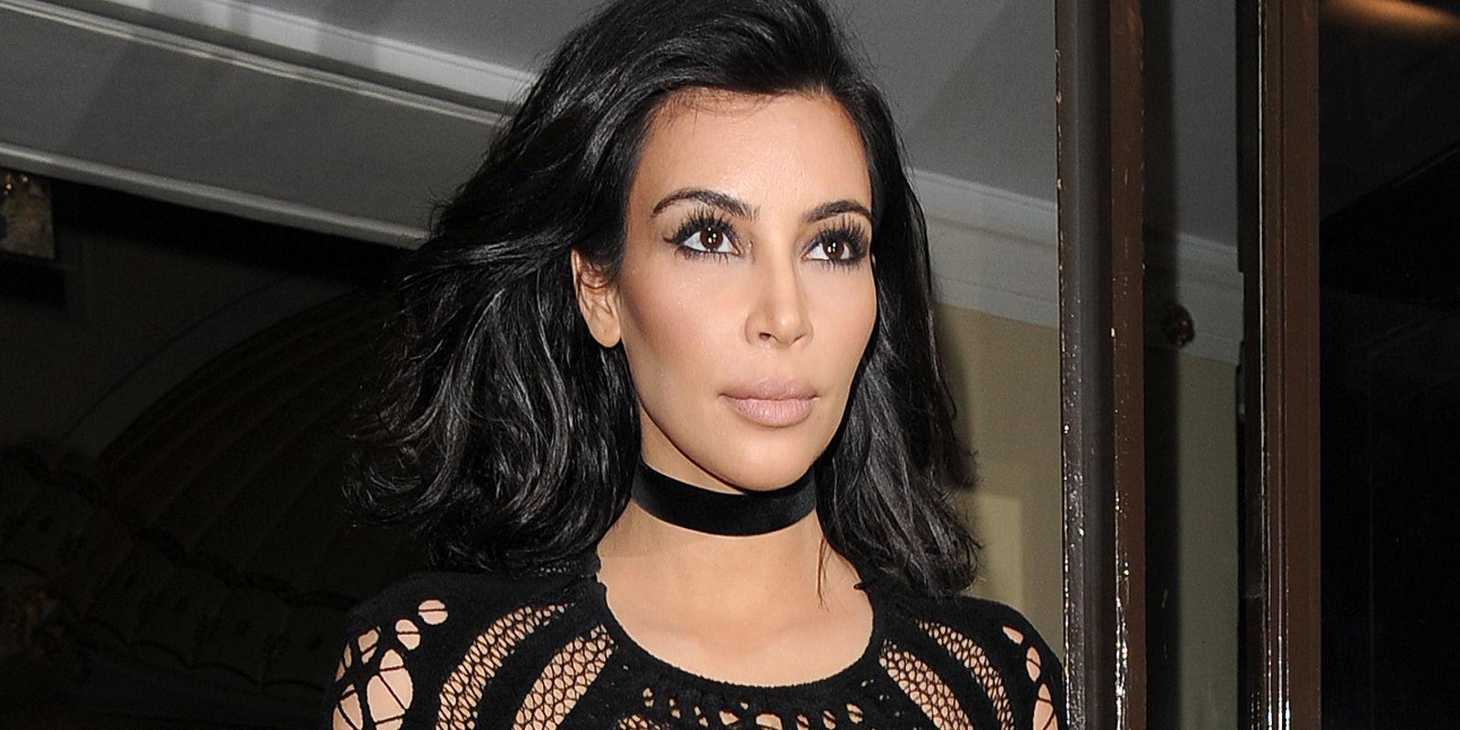 sexy kim kardashian dresses