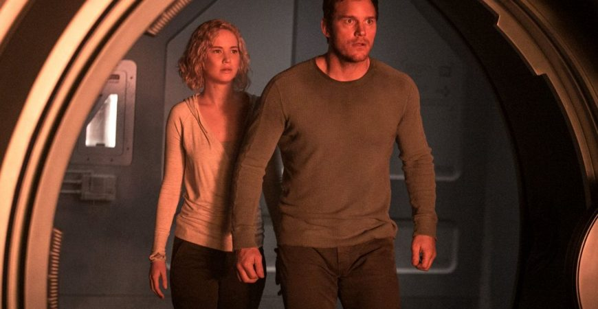 "Para Inspirar: As Makes da Jennifer Lawrence nas Premiéres de ""Passengers"""