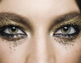 Make de Ano Novo: Aposte no Glitter!