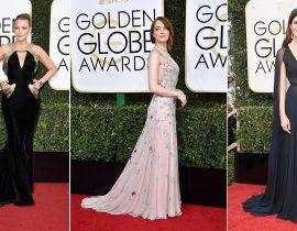 Top 5: Golden Globes 2017