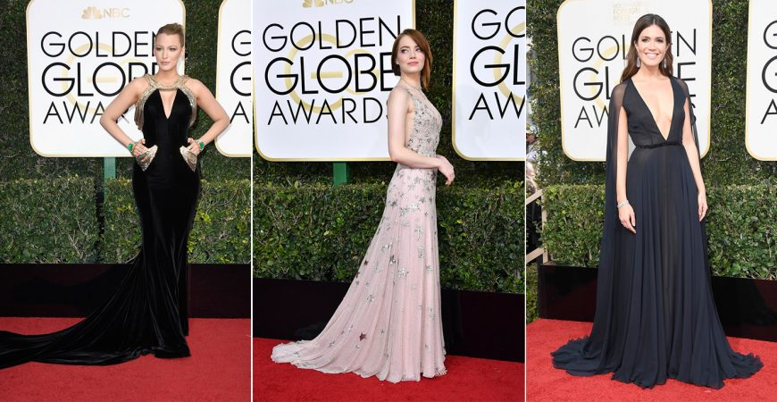 Top 5: Golden Globes 2017