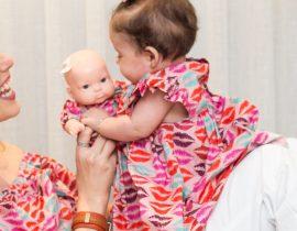 Look do Dia: Mãe e Filha por Bela Mini Vestidoteca