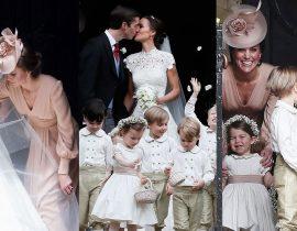 Inspiração Para Noivas e Madrinhas: O Casamento de Pippa Middleton