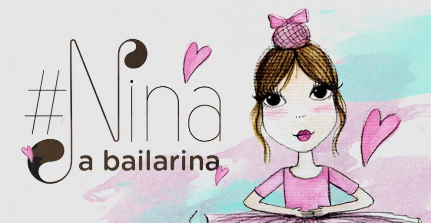 """Save The Date: Minha Coleção """"Nina A Bailarina""""  para Apoena"""