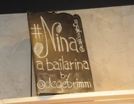 O Evento de Lançamento da Minha Coleção Nina A Bailarina + Apoena!