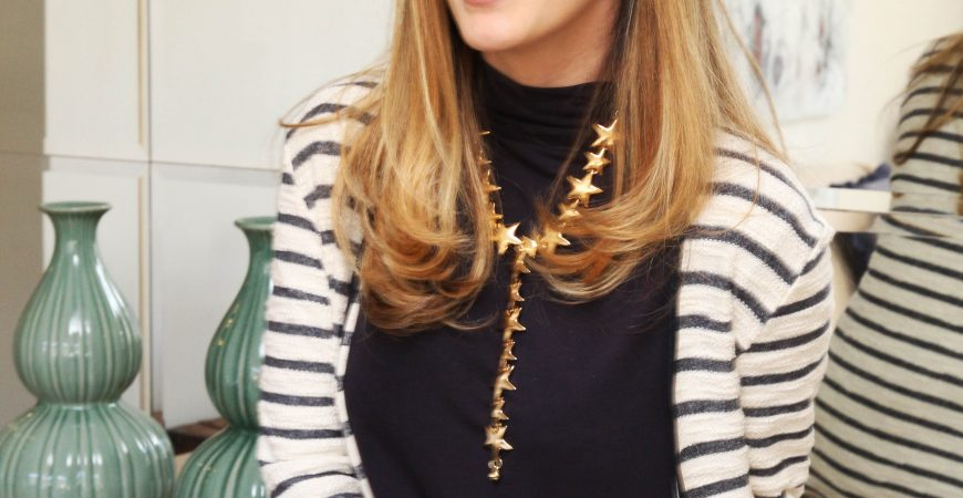 Look do Dia: Gola Alta + Maxi Cardigan Riachuelo