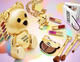 A Coleção de Maquiagem da Moschino + Sephora!