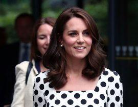 O Novo Corte de Cabelo de Kate Middleton!
