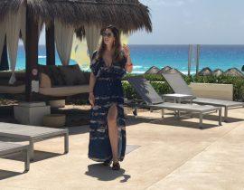 Look do Dia: Saída de Praia Sortie de Plage em Cancun