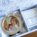 O Batizado da Maria Antônia: Lembrancinhas dos Padrinhos e Avós!