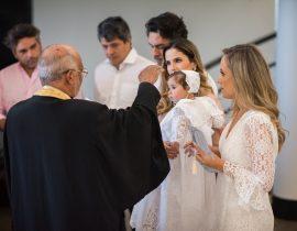 O Batizado da Maria Antônia: A Cerimônia!