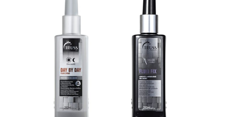 Dica de Beauté: Day by Day e Fluid Fix da Truss