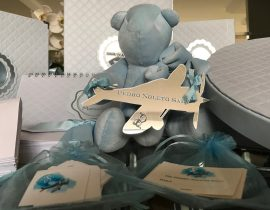 Presente de Bebê Personalizado para Meninos