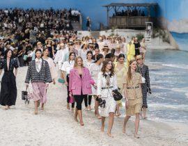 Chanel Verão 2019 e as Bolsas de Palha!